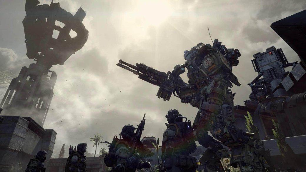 Titanfall вошла в японский чарт с девятого места - Изображение 1