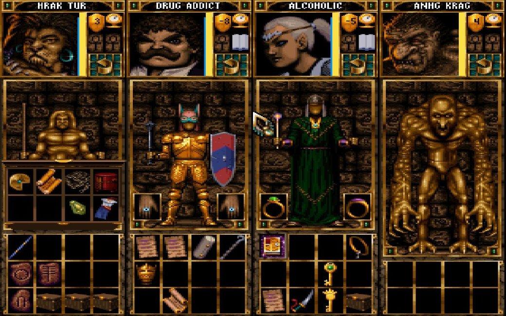 Ролевая классика Krynn, Dark Sun и Ravenloft появилась в GOG. - Изображение 9