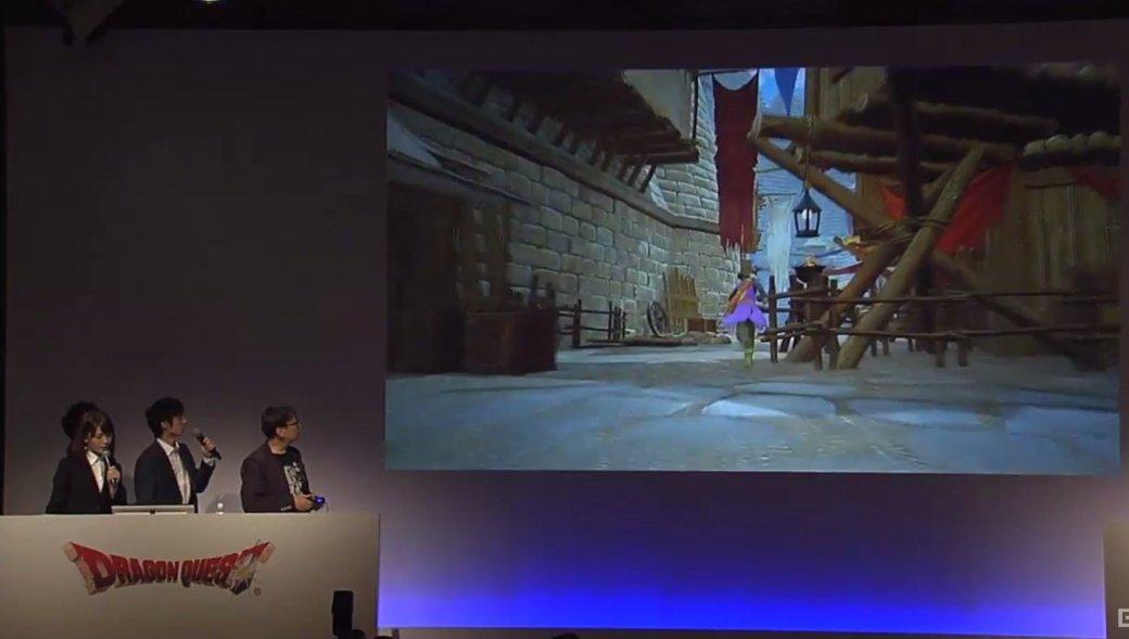 Dragon Quest 11 выйдет в двух вариантах – для PS4 и 3DS - Изображение 2