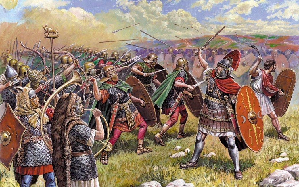 Лучший пост недели: во славу Рима - Изображение 1