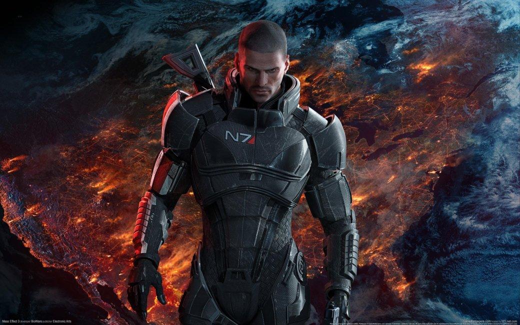 Mass Effect 4 не будет затрагивать события, связанные с Шепардом. - Изображение 1