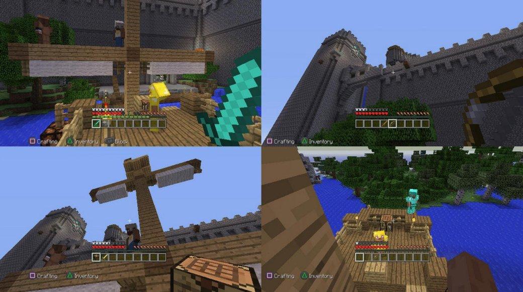 Minecraft для PS3 перейдет на Blu-Ray - Изображение 1