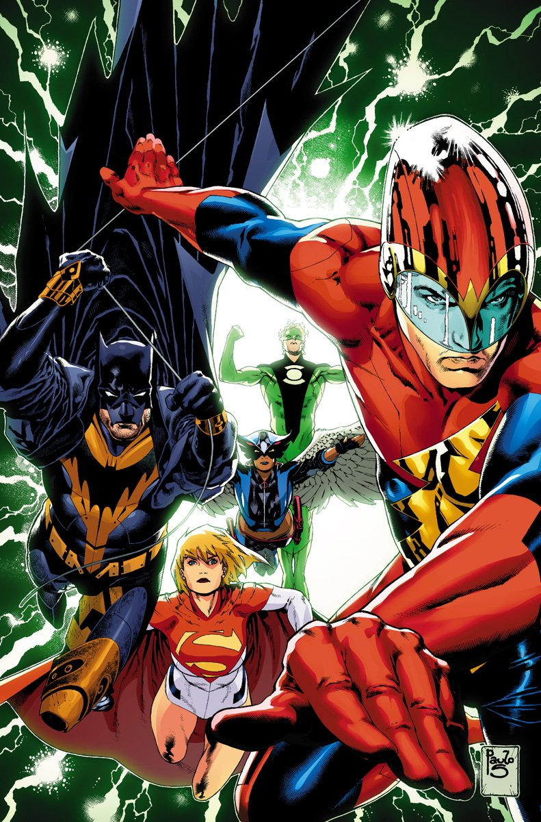 Комикс-вселенную DC в июне ожидают глобальные изменения - Изображение 10