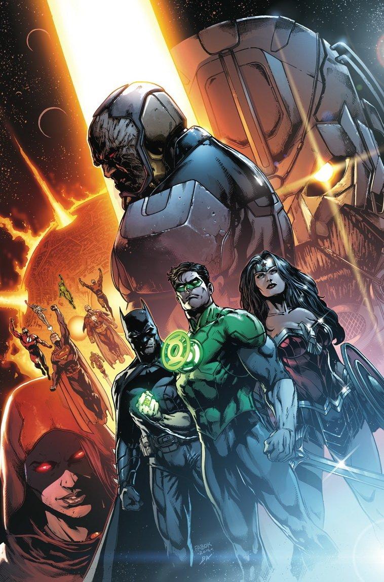 Комикс-вселенную DC в июне ожидают глобальные изменения - Изображение 11