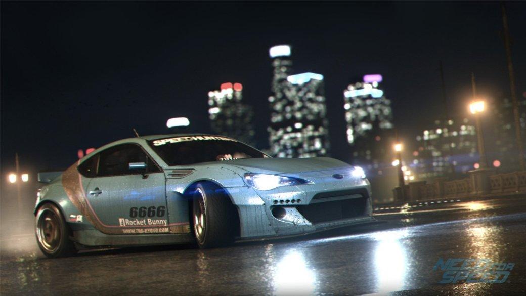 Музыкальный тест «Канобу» к выходу Need for Speed - Изображение 1