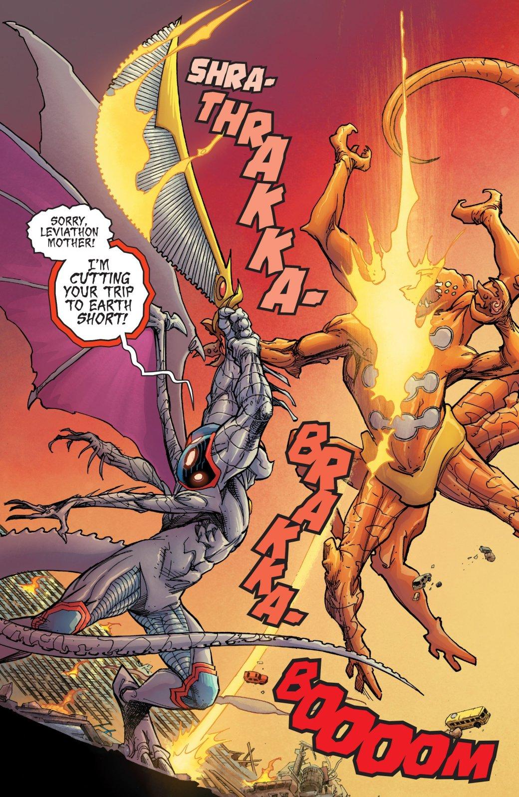 Финал Monsters Unleashed: Супергерои победили, монстры проиграли. Ура? - Изображение 6