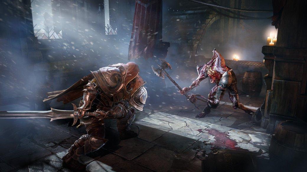 Анонсировано первое DLC для Lords of the Fallen. - Изображение 1