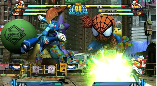 Marvel vs. Capcom 3: Fate of Two Worlds. X-Man vs. Streer Fighter. Превью - Изображение 2