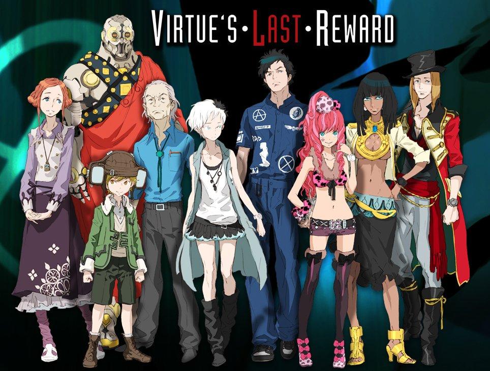 Virtue's Last Reward. Рецензия - Изображение 6