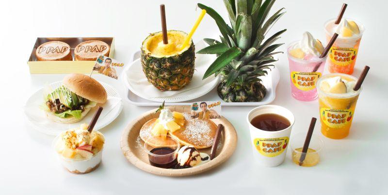 ВЯпонии открывают Pen Pineapple Apple Pen кафе - Изображение 2