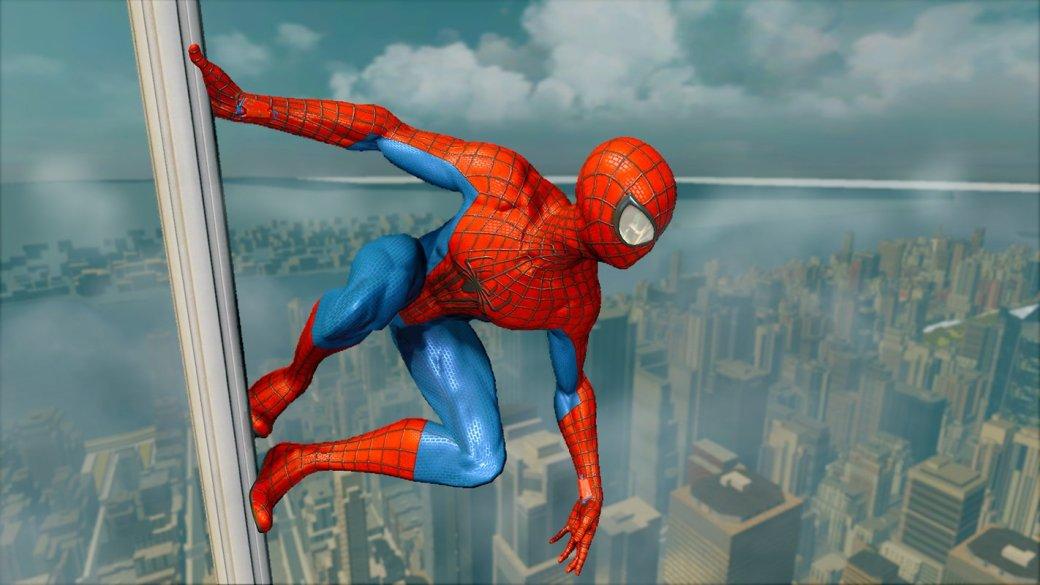 The Amazing Spider-Man 2 забралась на первое место в британском чарте  - Изображение 1