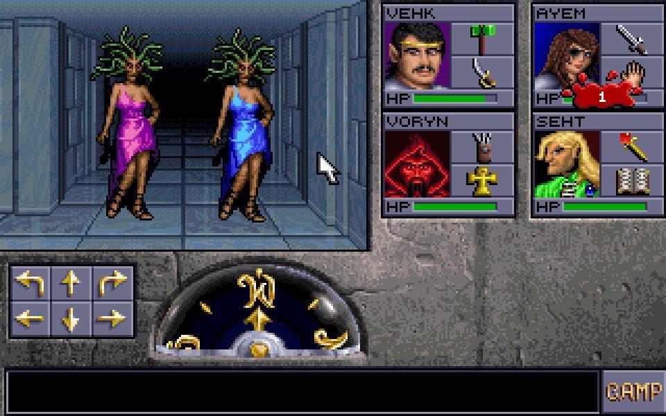 Menzoberranzan и еще 12 отличных игр по AD&D появились на GOG - Изображение 3