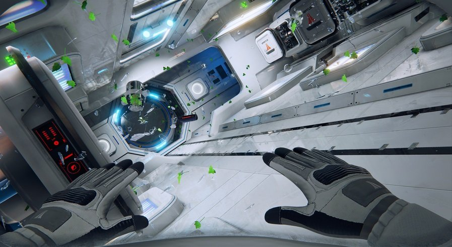 Cимулятор астронавта Adr1ft сначала выйдет на PC и VR - Изображение 1
