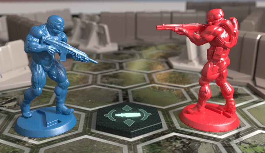 Настольная игра по Crysis собирает деньги на Kickstarter - Изображение 2