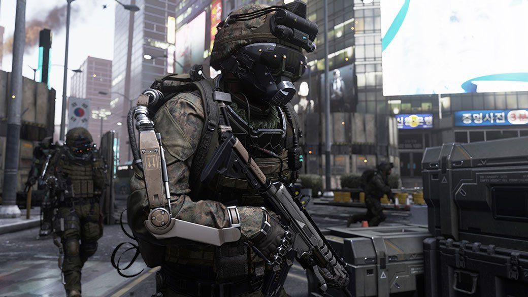 Call of Duty: Advanced Warfare. Победа - Изображение 5