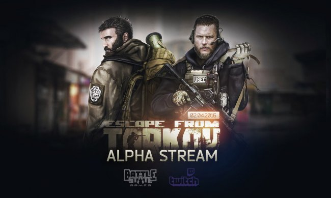 Escape from Tarkov alpha stream - Изображение 1