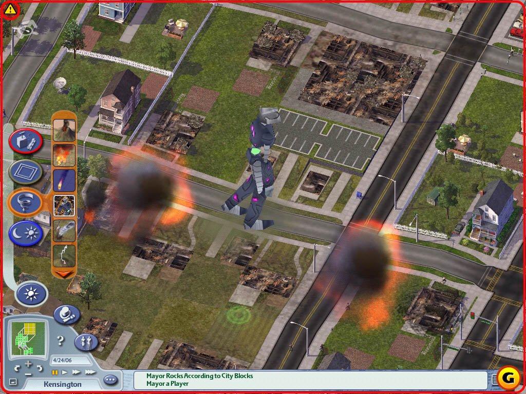 Эволюция Катастрофы От первой до последней SimCity. - Изображение 21