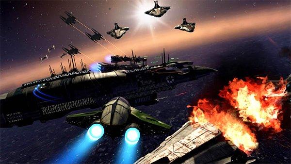 Kinect Star Wars стала новым лидером британского чарта. - Изображение 1