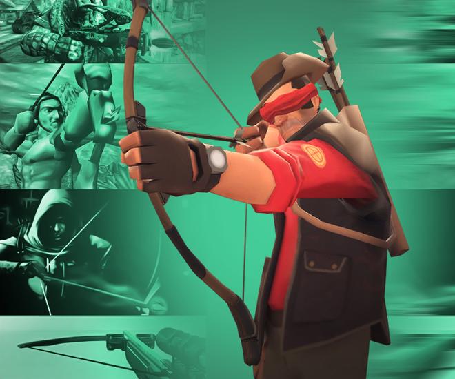 Сделай лук: стрелометы в видеоиграх - Изображение 1