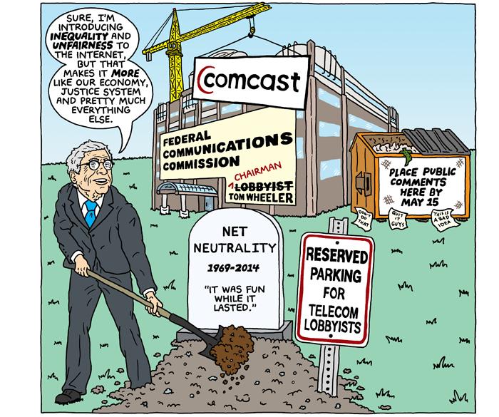 В США примут закон о защите сетевого нейтралитета, а у нас - нет - Изображение 2