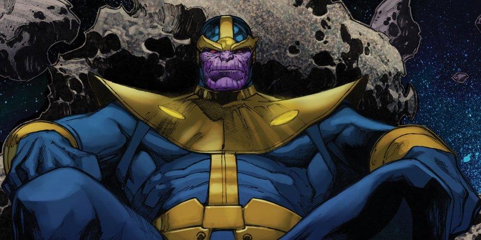 Amazoncom Thanos Infinity Abyss New Printing