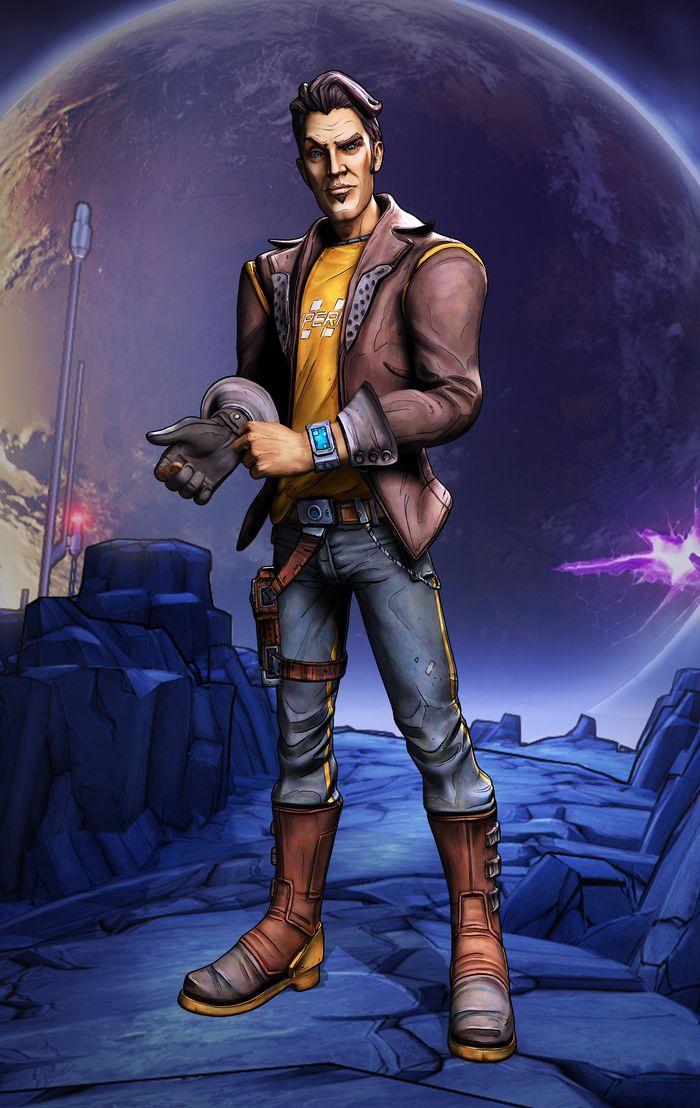 Клон Красавчика Джека станет пятым героем Borderlands: The Pre-Sequel - Изображение 1