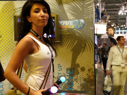GamesCom 2011. Впечатления. Booth babes, косплей и фрики - Изображение 9