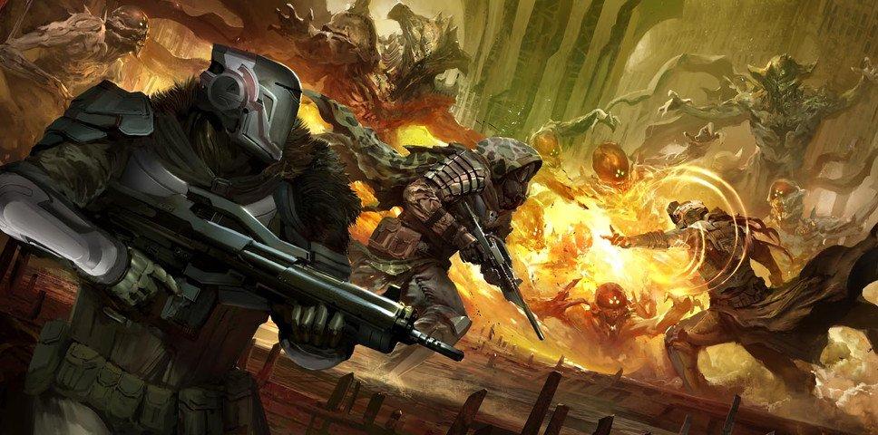 Новые изображения из Destiny представили игровые классы и противников - Изображение 1