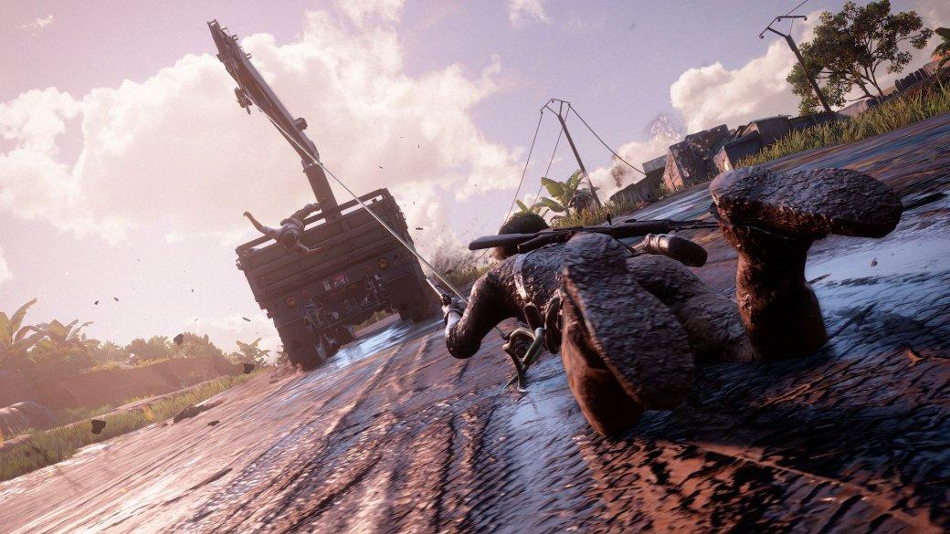 20 изумительных скриншотов Uncharted 4 - Изображение 11