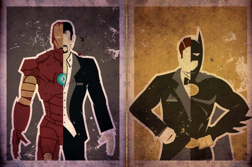 Как Marvel персонажей DC воровала (и наоборот). - Изображение 40