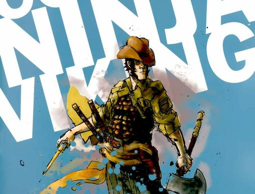 Комиксы: Cowboy Ninja Viking - Изображение 1