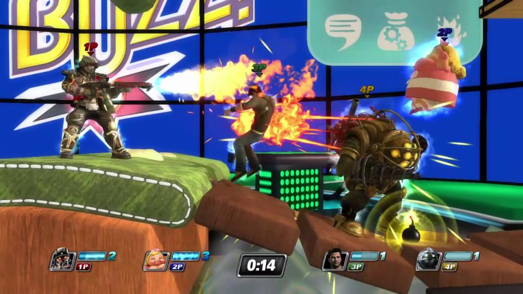 PlayStation All-Stars Battle Royale. Рецензия - Изображение 2