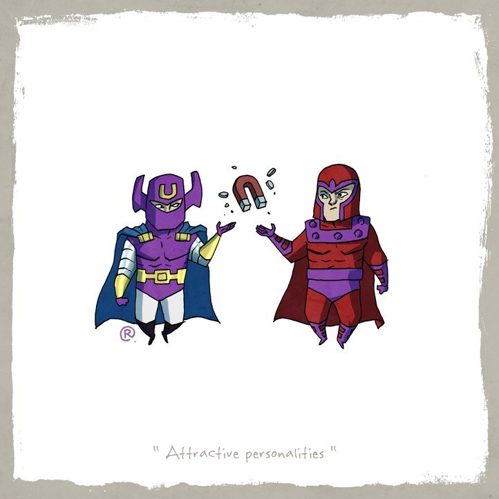 Как Marvel персонажей DC воровала (и наоборот). - Изображение 26