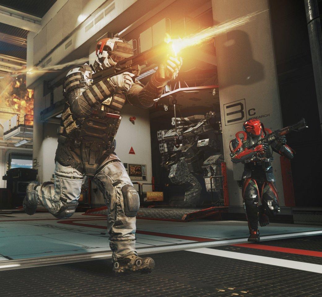 Впечатления от мультиплеера Call of Duty: Infinite Warfare. - Изображение 6