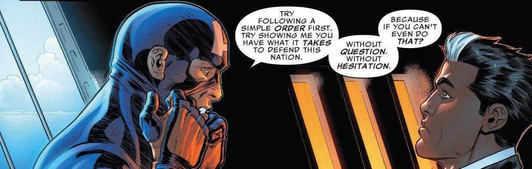 Почему изКапитана Америка получился отличный суперзлодей? - Изображение 4