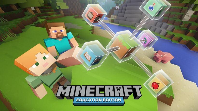 Microsoft анонсировала Minecraft для школьников - Изображение 1