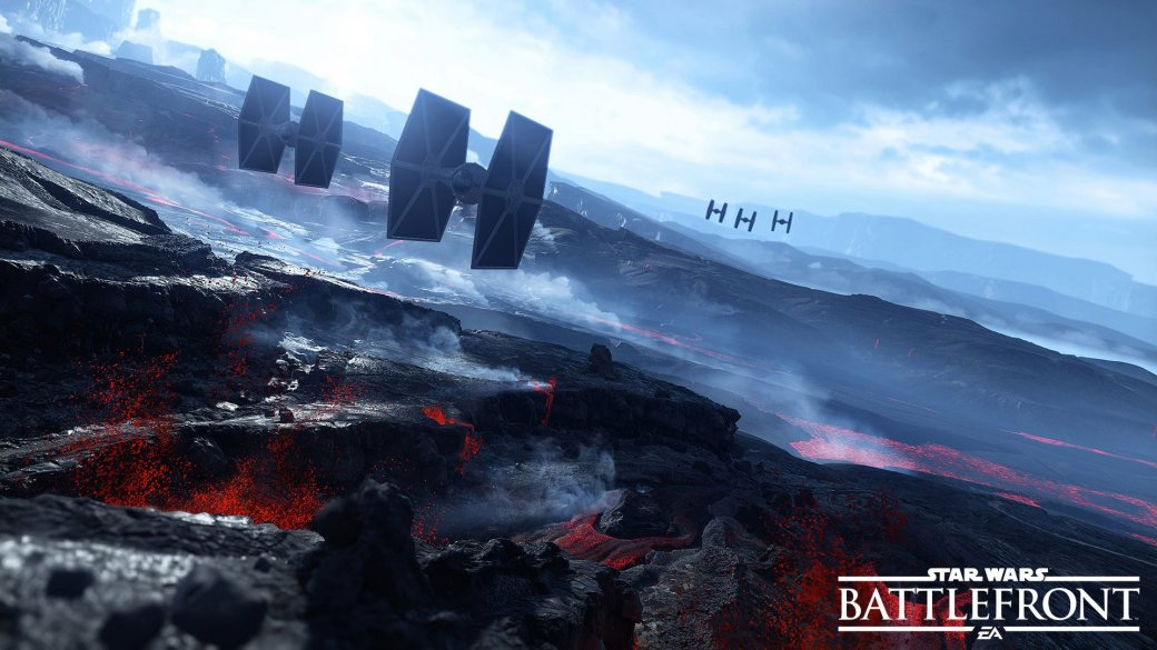 DICE: «Мы не хотим, чтобы SW: Battlefront стала еще одной Battlefield» - Изображение 1