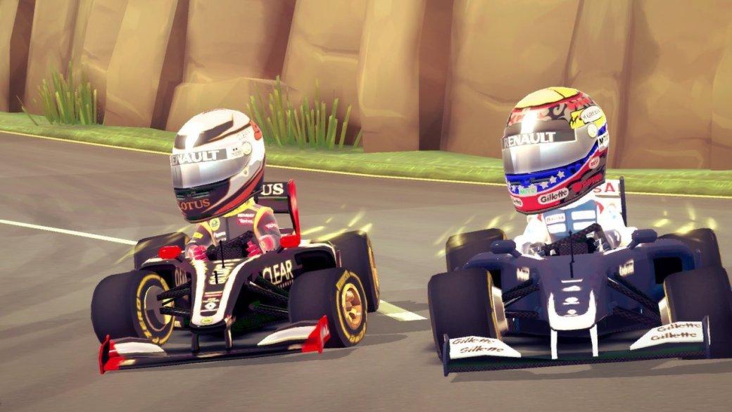 Рецензия на F1 Race Stars - Изображение 2