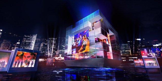 Первый взгляд на будущий Супер-стадион для геймеров - Изображение 3