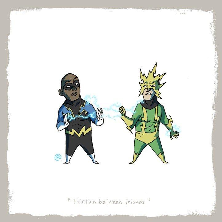 Как Marvel персонажей DC воровала (и наоборот). - Изображение 32