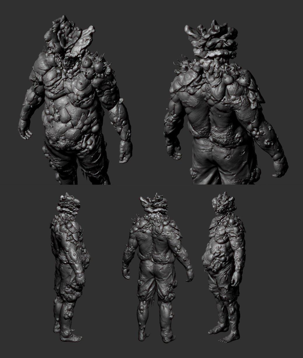 Разработчик The Last of Us выложил свои наработки в сеть - Изображение 13