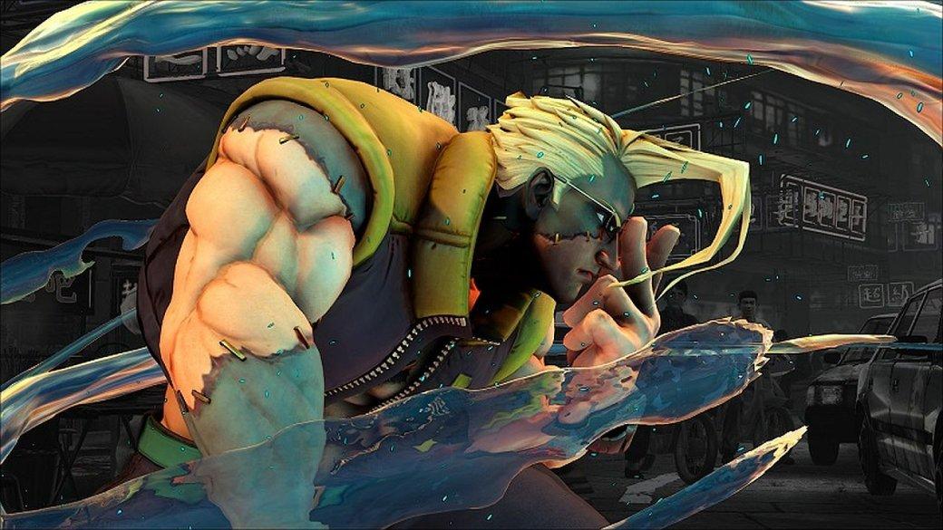 Street Fighter 5 —философия проекта от продюсера Йошинори Оно - Изображение 1