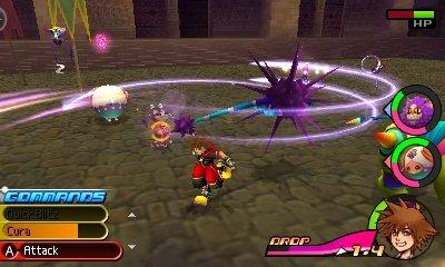 Рецензия на Kingdom Hearts: Dream Drop Distance - Изображение 5