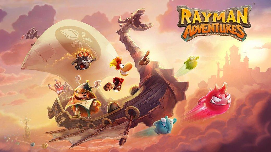 Rayman Adventures выйдет на iOS и Android в первых числах декабря - Изображение 1
