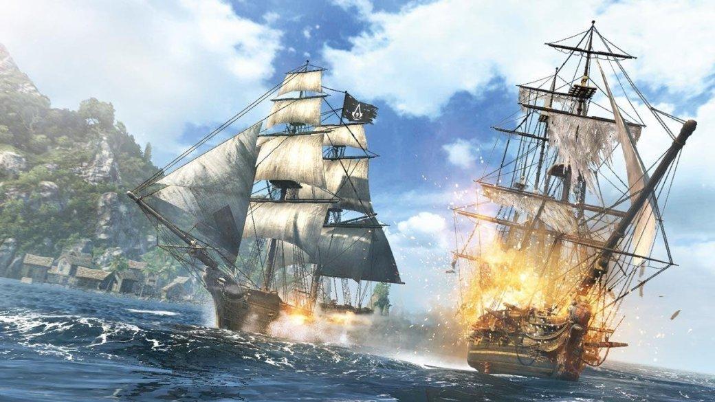 10 лучших игр про пиратов и морские приключения - Изображение 9