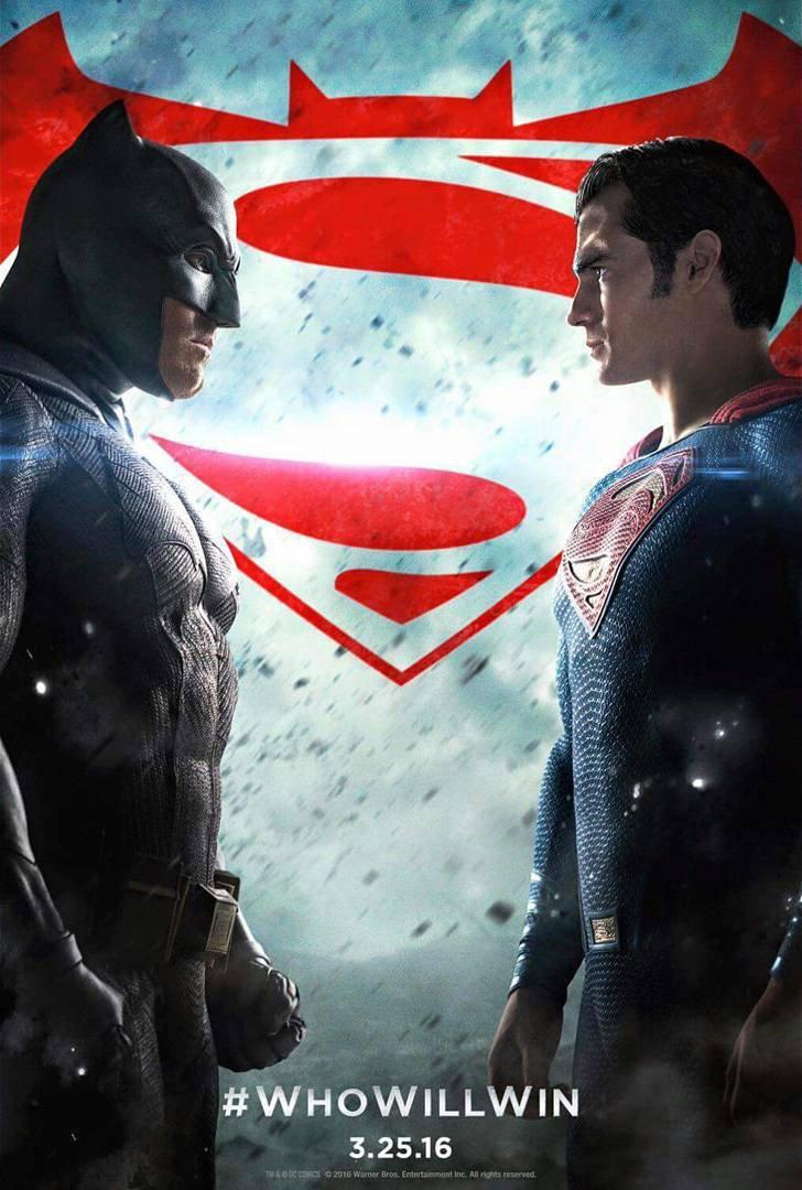 «Бэтмен против Супермена»: героям дали высказаться в новых роликах - Изображение 1
