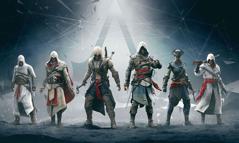 «Убийцы» серии Assassin's Creed - Изображение 1