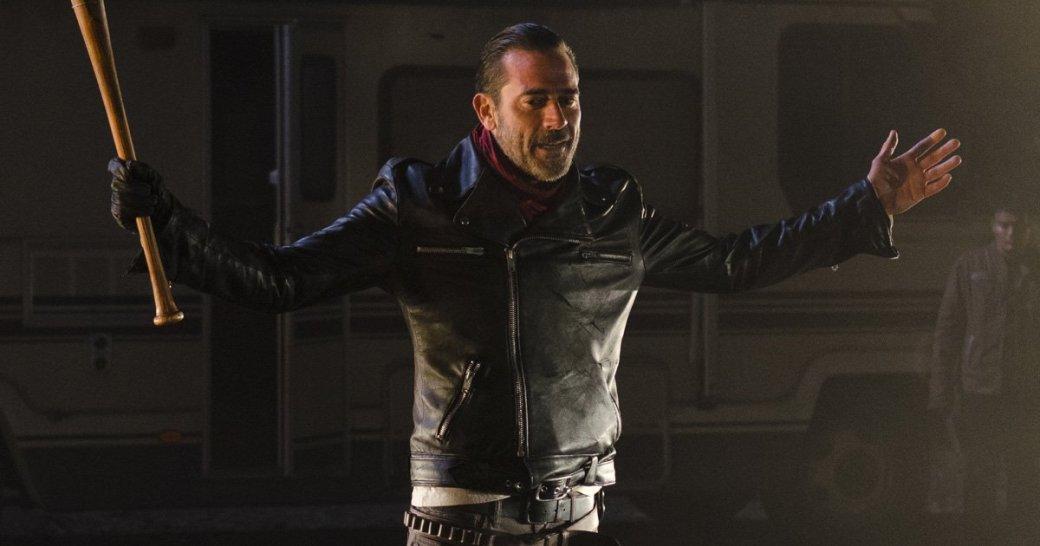 Неган вернется в восьмом сезоне «Ходячих мертвецов» - Изображение 1