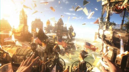 Лучший небесный сеттинг в играх - Изображение 1