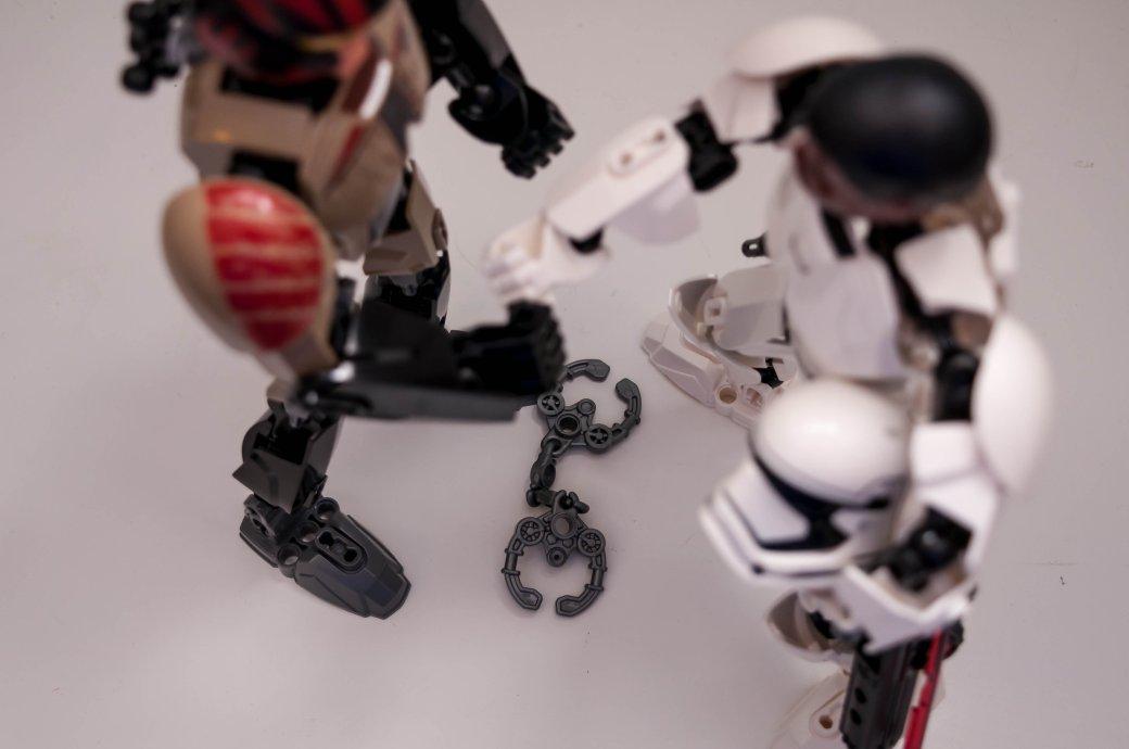 Нелепые приключения сборных фигурок LEGO Star Wars. - Изображение 7